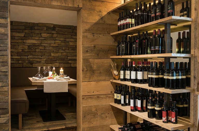 Exquisite wines await you at the Alpencamping Nenzing