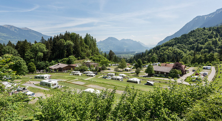 Your Wellness-Camping at the Austrian Alps