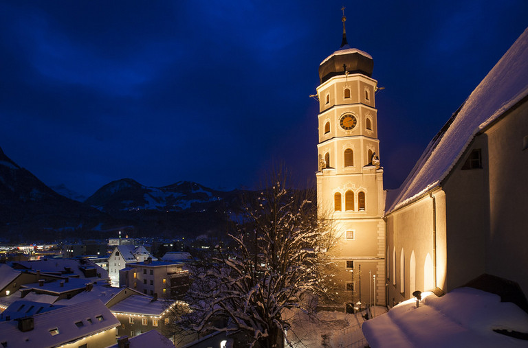 Visit the most beautyful city Bludenz © Alpenregion Bludenz