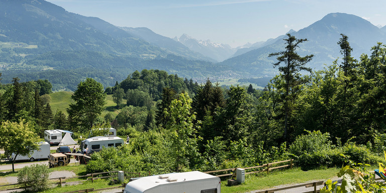 Stay at one of the best campsites in Austria